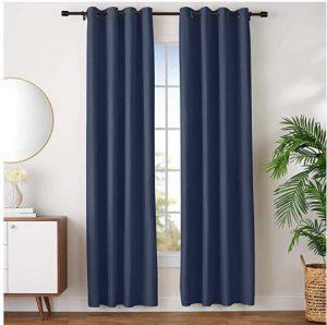 amazon basics blackout curtains