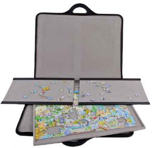 jigthings jigsort 500 puzzle case